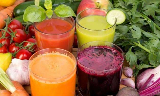 The Anti Inflammatory Benefits of Raw Juicing