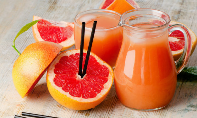 Is Grapefruit the New Red Wine?