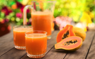 Praise for Papaya Juice!
