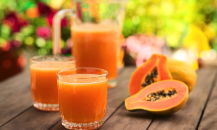 Praise for Papaya Juice!