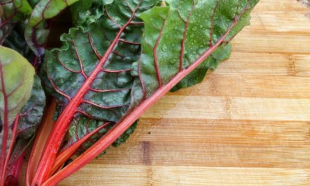Chard as Nails — Why Today Popeye Would Prefer Swiss Chard