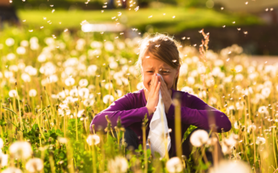 Good News! Juicing Reduces Allergies and Hay Fever