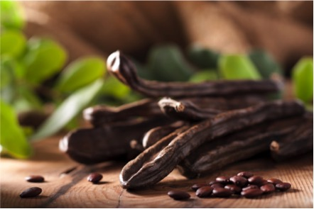 Carob versus Cacao and Chocolate