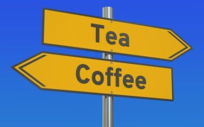 Tea versus Coffee . . . Don't Pick Up That Mug Again Until Your Read This!