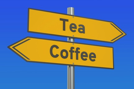Tea versus Coffee . . . Put Down that Mug!